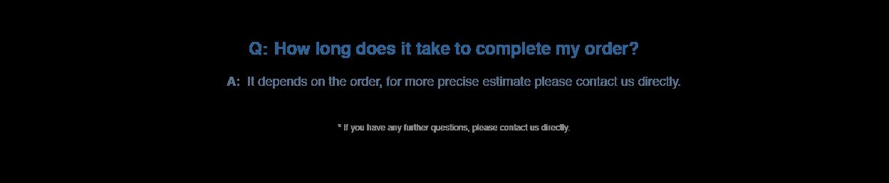 FAQ order image